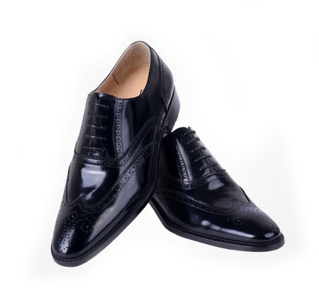 کفش دوینا صافتی مشکی قالب کلسمن