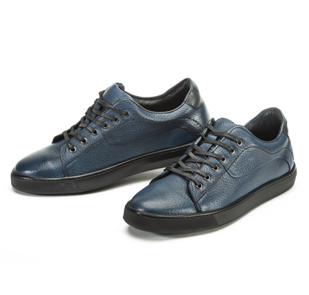 کفش مردانه  اسپرت مدل ونس سرمه ای
