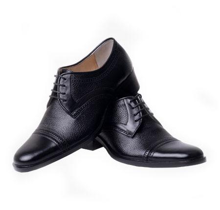 کفش اسکار مشکی طبیعی